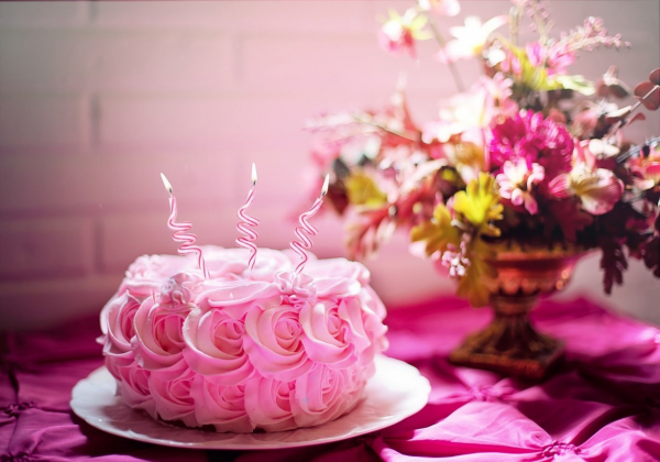 Hoa sinh nhật bạn bè - Hoa 7 ngày