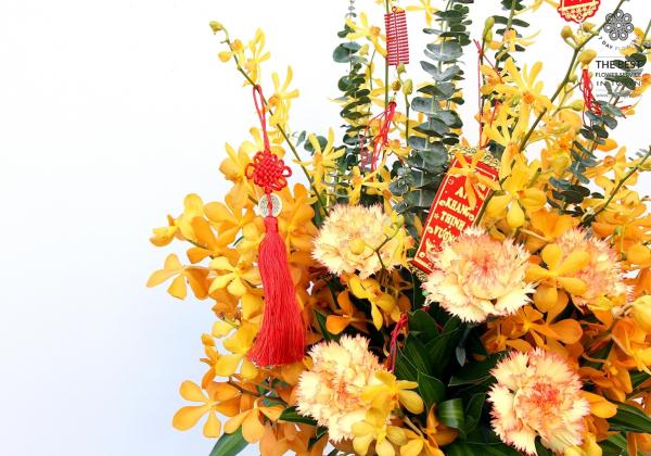 Những loại hoa tết đẹp tinh tế, sang chảnh - Hoa Tết- Hoa 7 Ngày