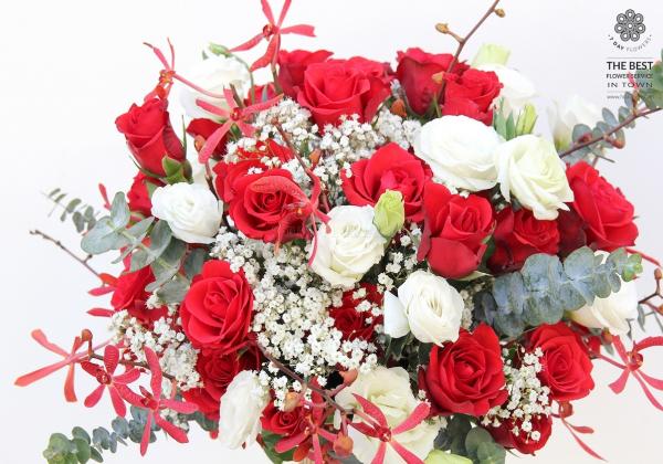Chọn mua hoa theo yêu cầu - Hoa 7 Ngày