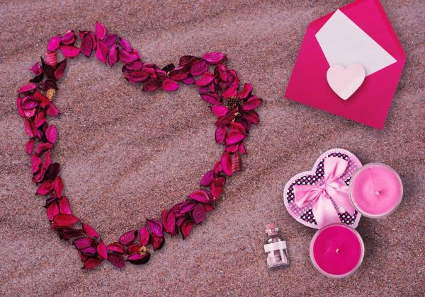 Gợi ý chọn hoa tình yêu dịp lễ Valentine - Hoa 7 Ngày