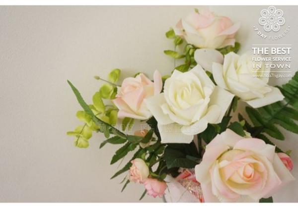 Top những bó hoa quốc tế phụ nữ đáng tặng vào dịp 8/3 này – Hoa 7 Ngày