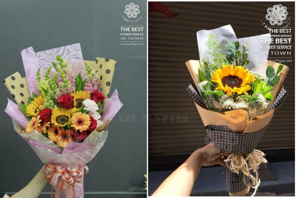 Đặt hoa tươi online ở tp.hcm hoa đẹp, giá rẻ chỉ từ 300k