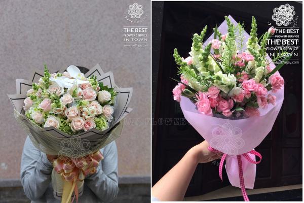 Mua hoa tặng thầy cô tp.hcm, Hoa 7 Ngày