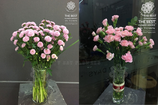Mua hoa văn phòng đẹp, tươi lâu tp.hcm - Hoa 7 Ngày