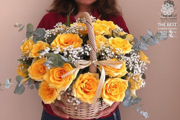Mẹo chọn hoa tươi và giữ hoa lâu với Hoa 7 Ngày