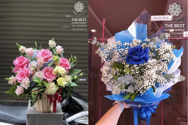 Mẹo chọn hoa và bảo quản hoa tươi với Hoa 7 Ngày
