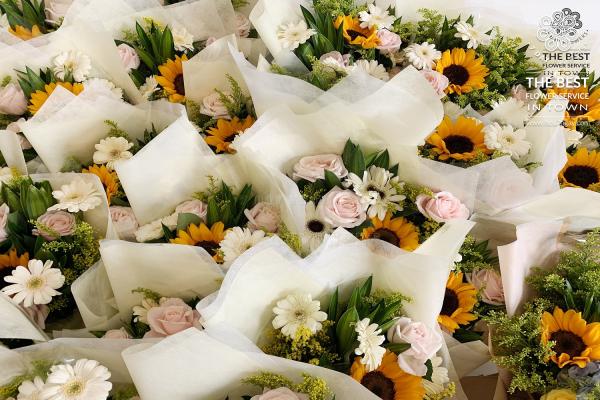 Tuyệt chiêu giữ hoa được tươi và thơm lâu với Hoa 7 Ngày
