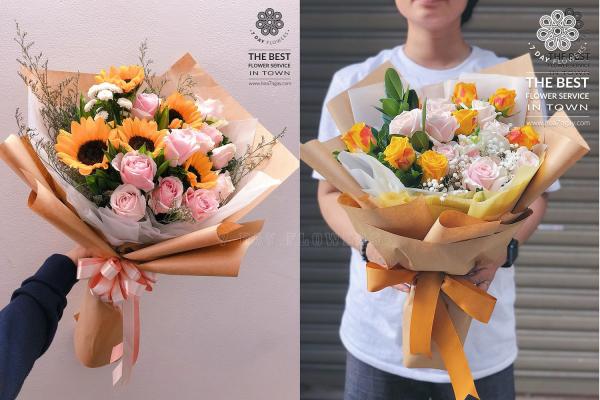 Thương hiệu đặt hoa tươi online uy tín tp.hcm, Hoa 7 Ngày