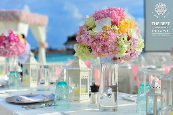 Ở đâu bán hoa cưới châu âu tp.hcm đẹp? Hoa 7 Ngày