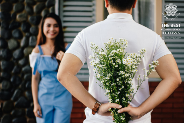 Mua hoa cưới baby tuyệt đẹp tại Hoa 7 Ngày