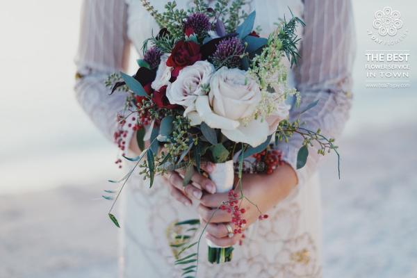 Chọn hoa cưới cầm tay tp.hcm tuyệt đẹp tại Hoa 7 Ngày