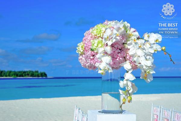 Shop hoa tươi online quận 1| Giao hoa tận nhà- Hoa 7 Ngày
