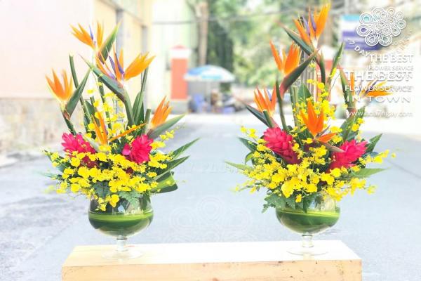 Shop hoa online quận 11 cam kết chất lượng TP.HCM- Hoa 7 Ngày