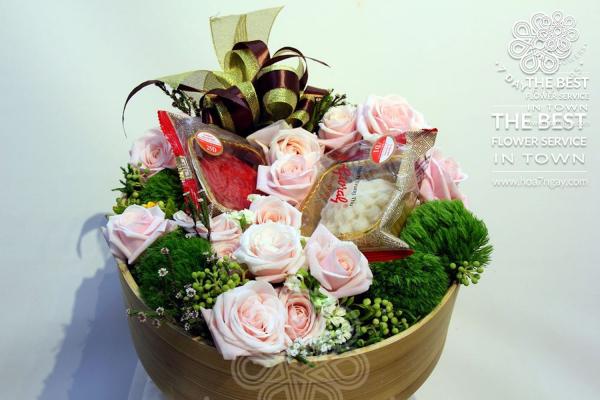 Shop hoa online quận 7 chất lượng, đẹp, giá rẻ TP.HCM- Hoa 7 Ngày