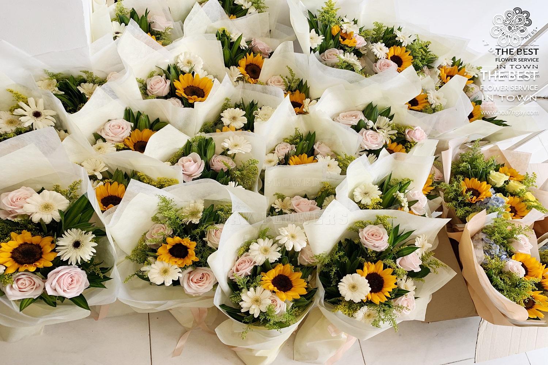 Cần lưu ý gì khi chọn giao hoa tận nhà - Hoa 7 Ngày