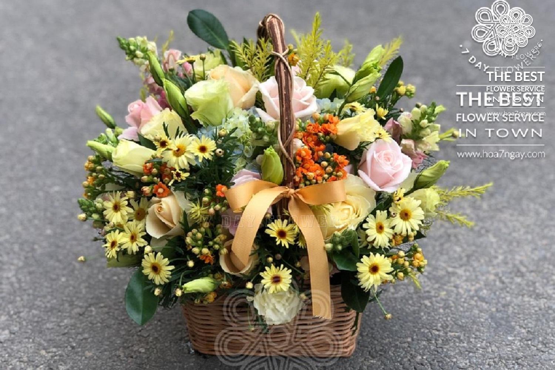 Có nên đặt hoa online trên Hoa 7 Ngày