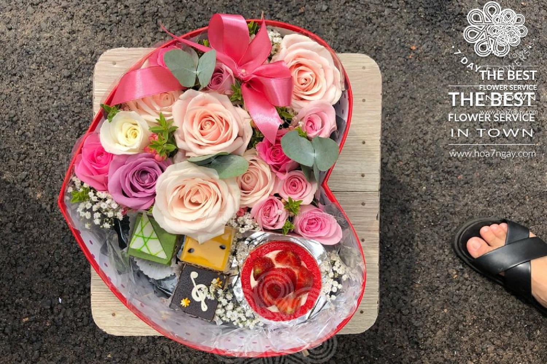 Hoa đẹp bán trong ngày chỉ có tại Hoa 7 Ngày