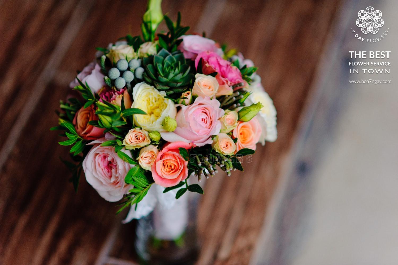 Làm sao để để mua hoa Online chất lượng ? - Hoa 7 Ngày
