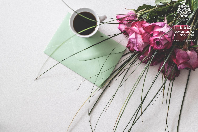 Ai muốn mua hoa hồng chứ?- Hoa 7 Ngày