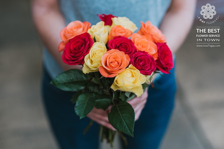 Mẹo chọn hoa tươi cho ngày xuân Tết nguyên đán - Hoa 7 Ngày