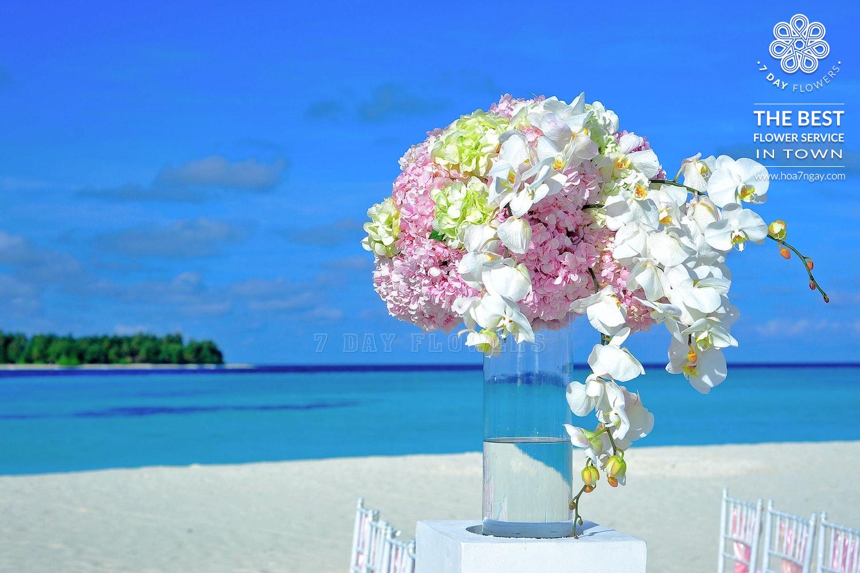 Shop hoa tươi online quận 1  Giao hoa tận nhà- Hoa 7 Ngày