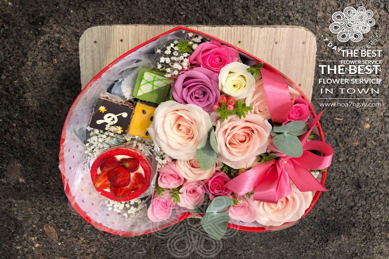 Shop hoa online quận Thủ Đức| Chất lượng, đẹp, giá rẻ TP.HCM- Hoa 7 Ngày